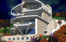 KORONIA APARTMENTS VOUTSAS GREECE